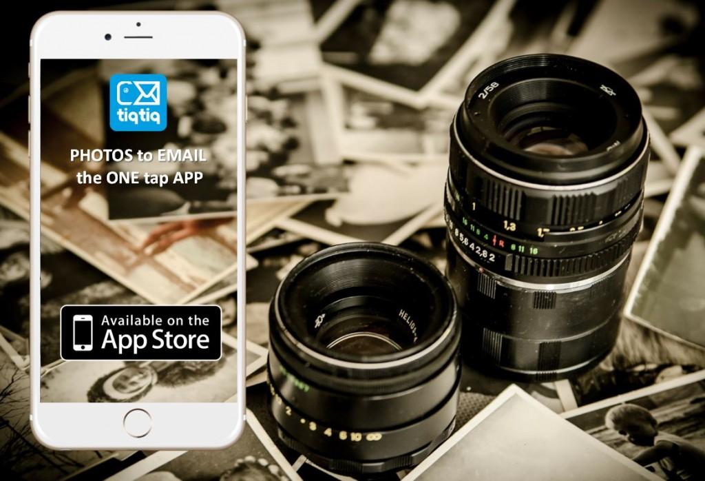 schnellste app um fotos zur email zu senden
