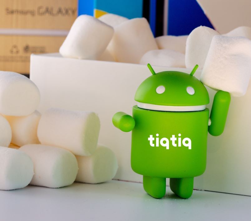 tiqtiq soon available on Android