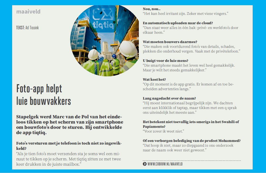 tiqtiq_article_Cobouw